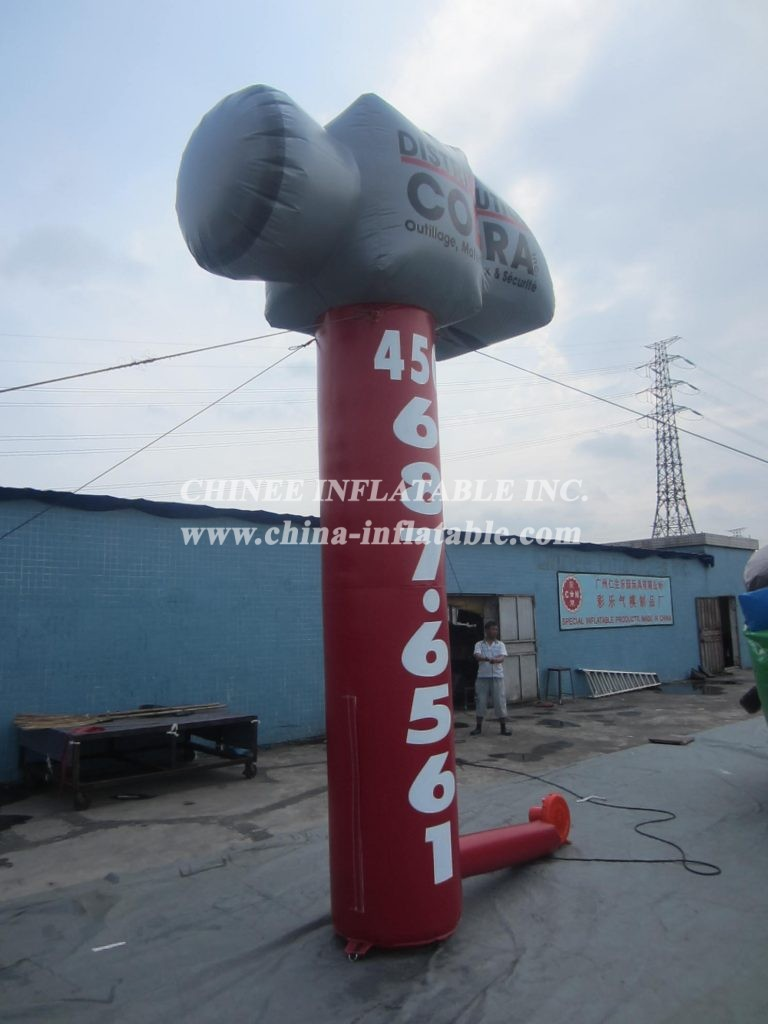 S4-312 Advertising Inflatable