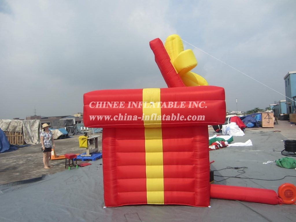 C1-183 Christmas Inflatables