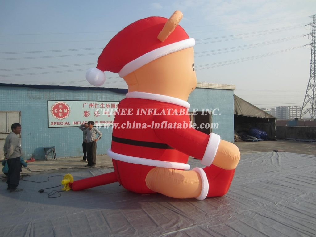 C1-118 Christmas Inflatables