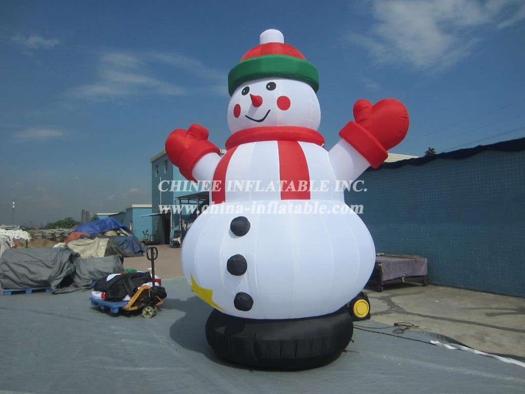 C1-164 Christmas Inflatables