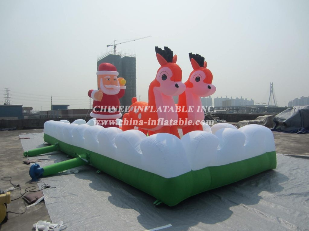 C1-142 Christmas Inflatables