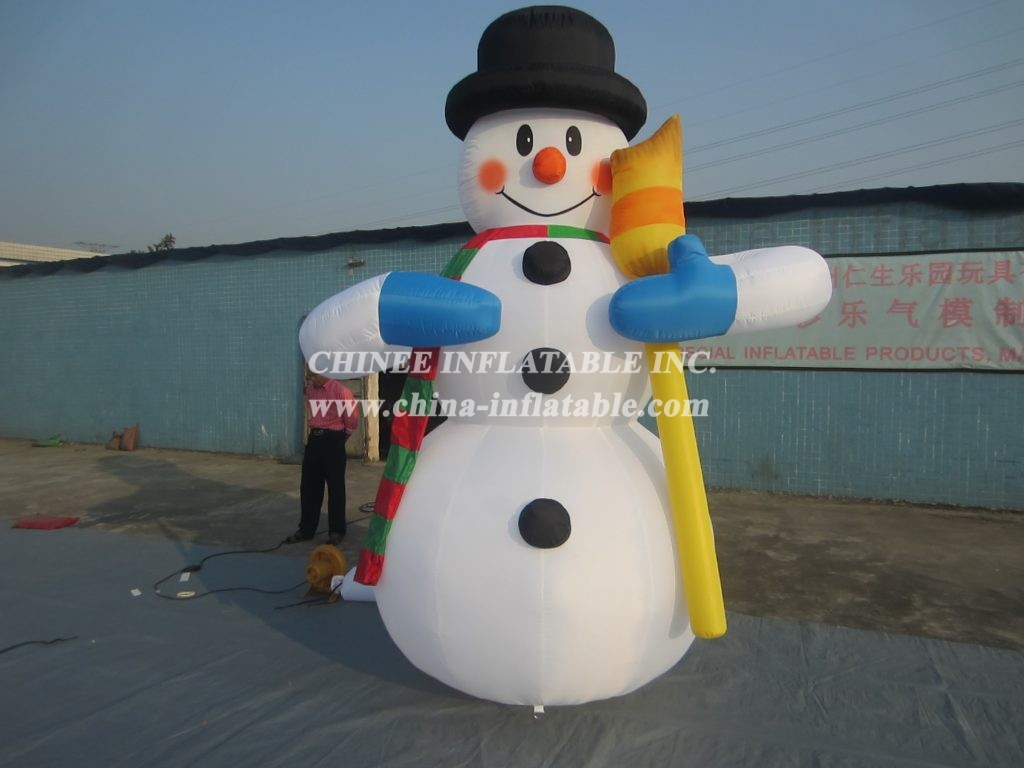 C1-123 Christmas Inflatables