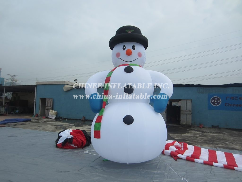 C1-122 Christmas Inflatables