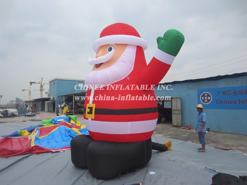 C1-113 Christmas Inflatables