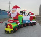 C1-181 Christmas Inflatables