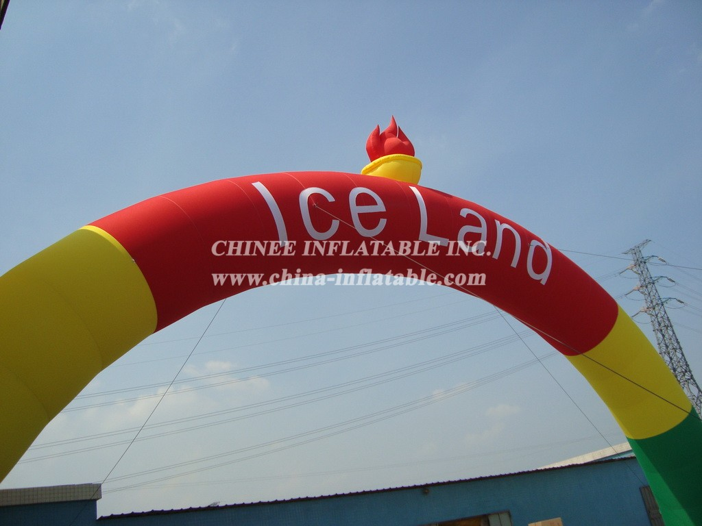 Arch1-123 Inflatable Arches