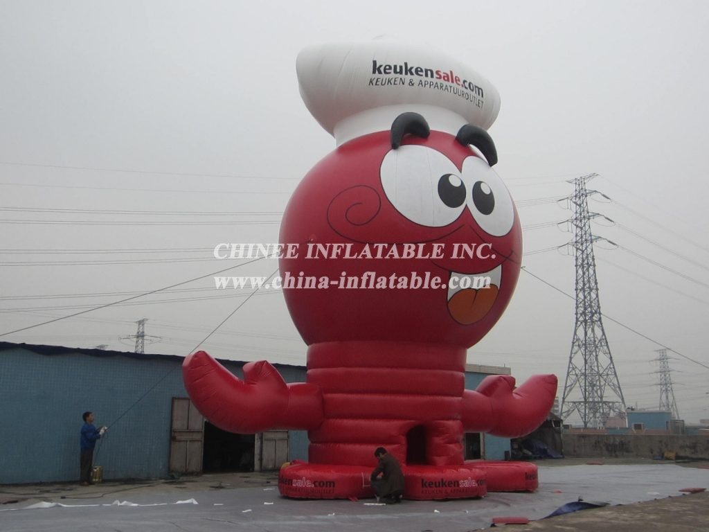 T2-3400  Inflatable Bouncers
