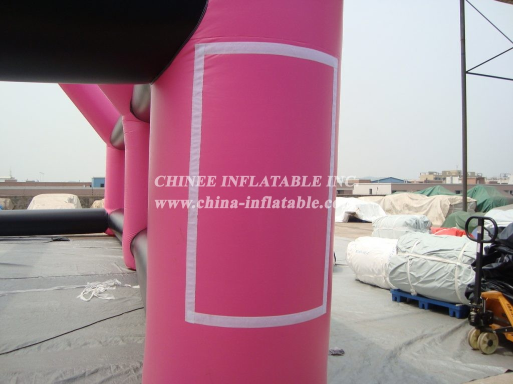 tent1-650 inflatable paint booth