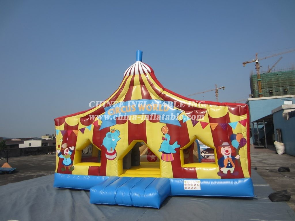T6-124 Circus World