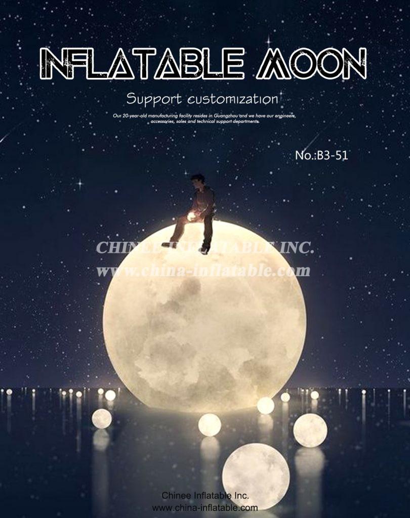 月球 - Chinee Inflatable Inc.