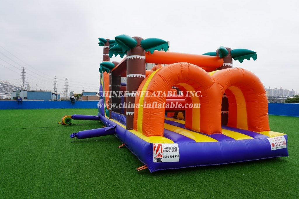 T7-520 Obstacle Courses