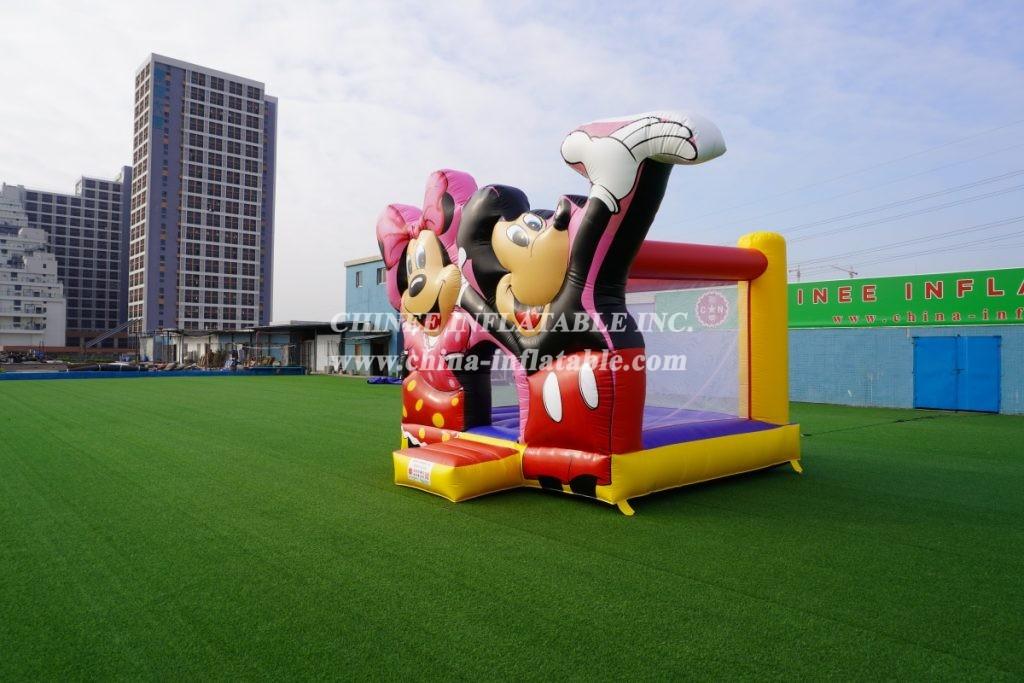 T2-1088 Mickey and Minnie jumper disney bounce
