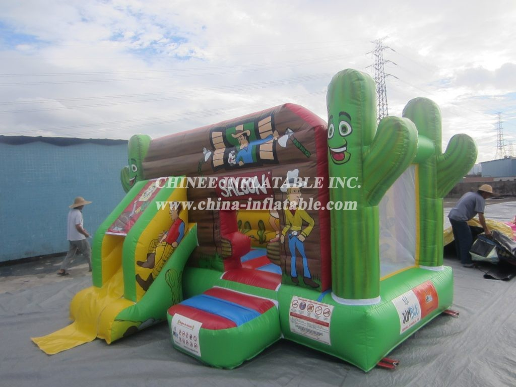 T2-3433 Inflatable Combos