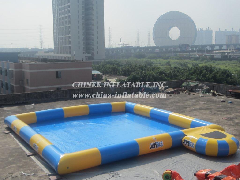 Pool2-562  Inflatable Pool
