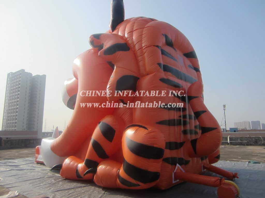 T8-2501Inflatable Slides