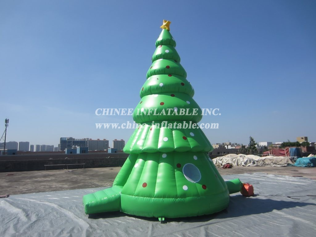 C2-4 Christmas Inflatables