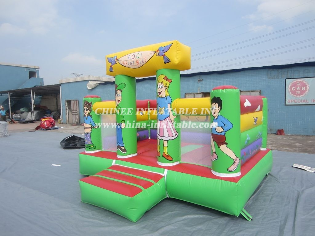 T2-3243 Inflatable Bouncer