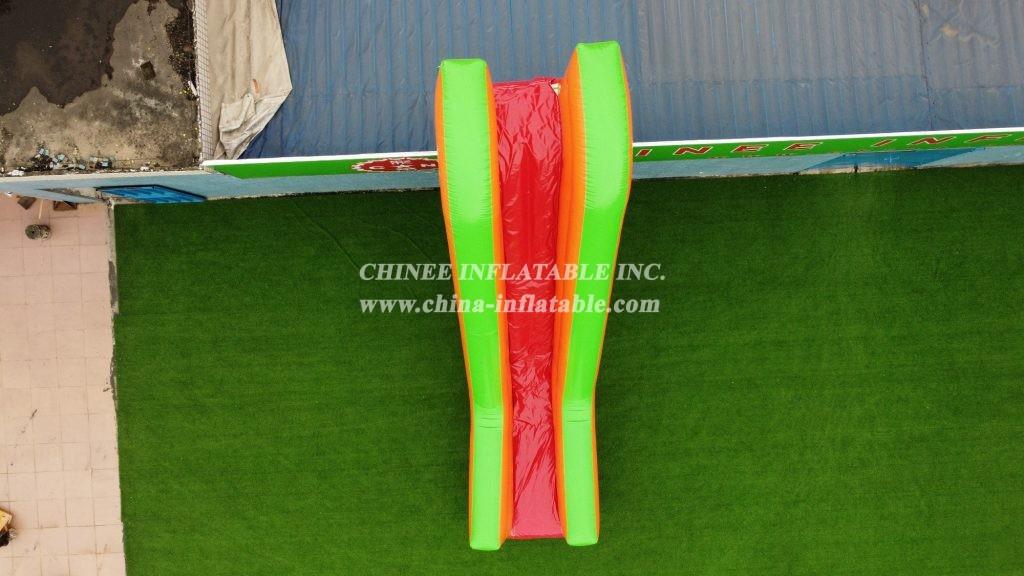 SD-01 inflatable slide boat slide water yacht slide for sale commercial