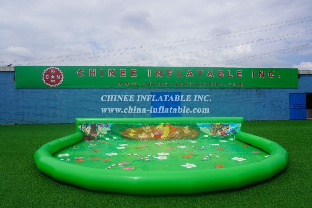 Pool2-600 Kids pool for ball play game