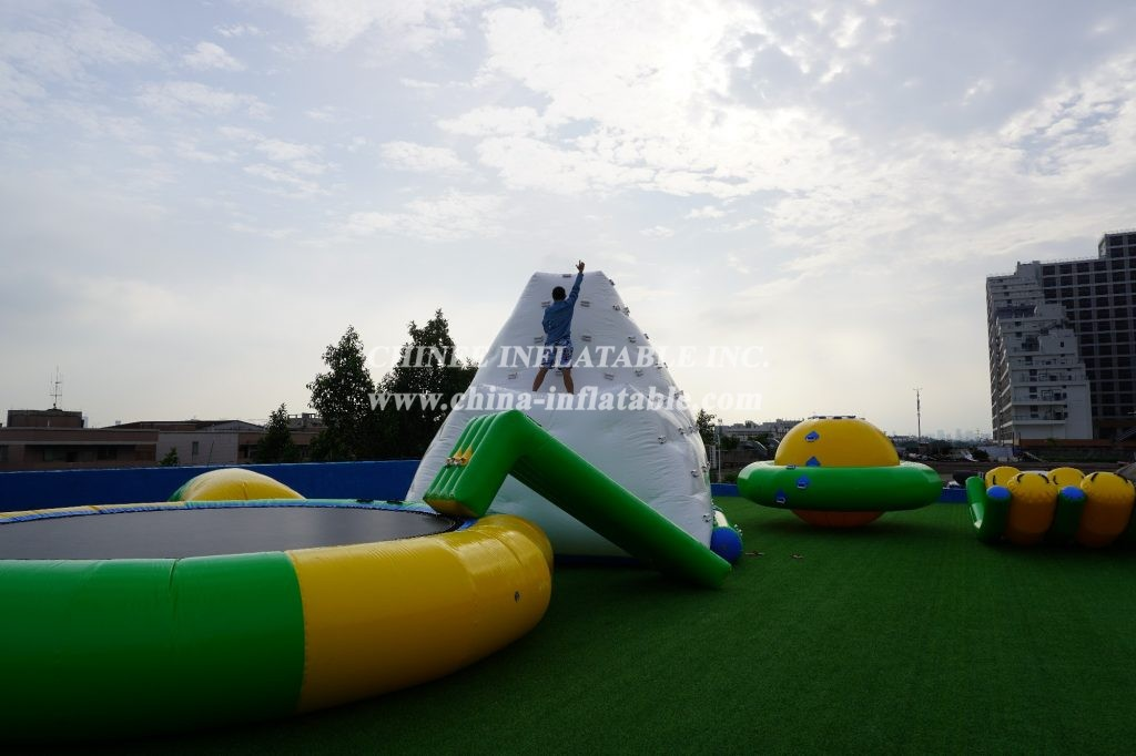 water park S4 Inflatable Floating Water park