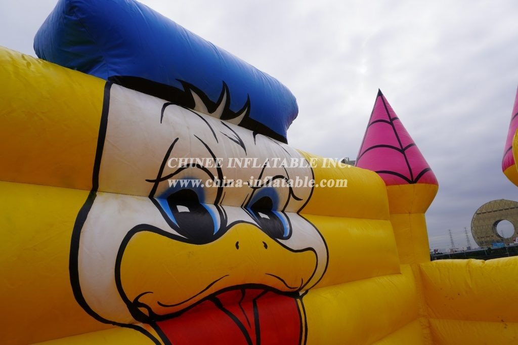 T8-817 Inflatable Slides