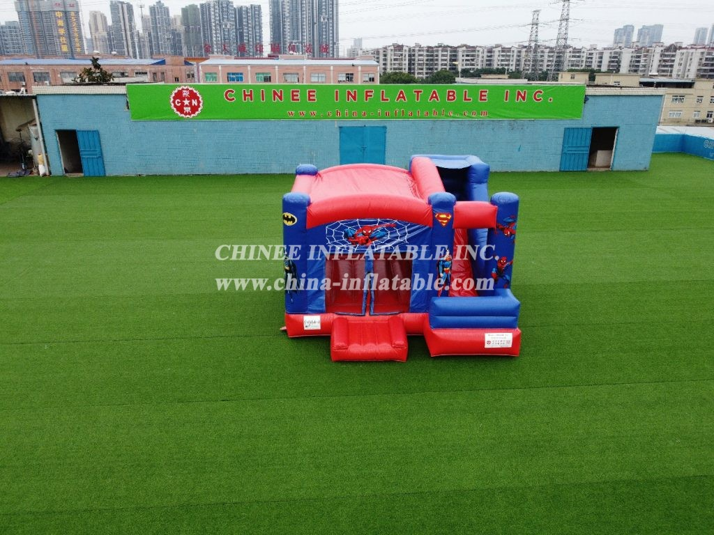 T5-682B  Spider-Man Inflatable Combos