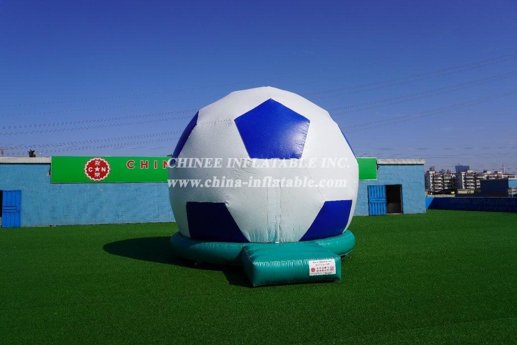 T1-9 football/soccer shape bouncer