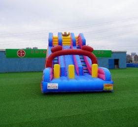 T8-1700 Boonie Bears inflatable dry slide
