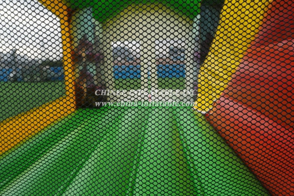 T2-3226 E  fort nite Inflatable Bouncer