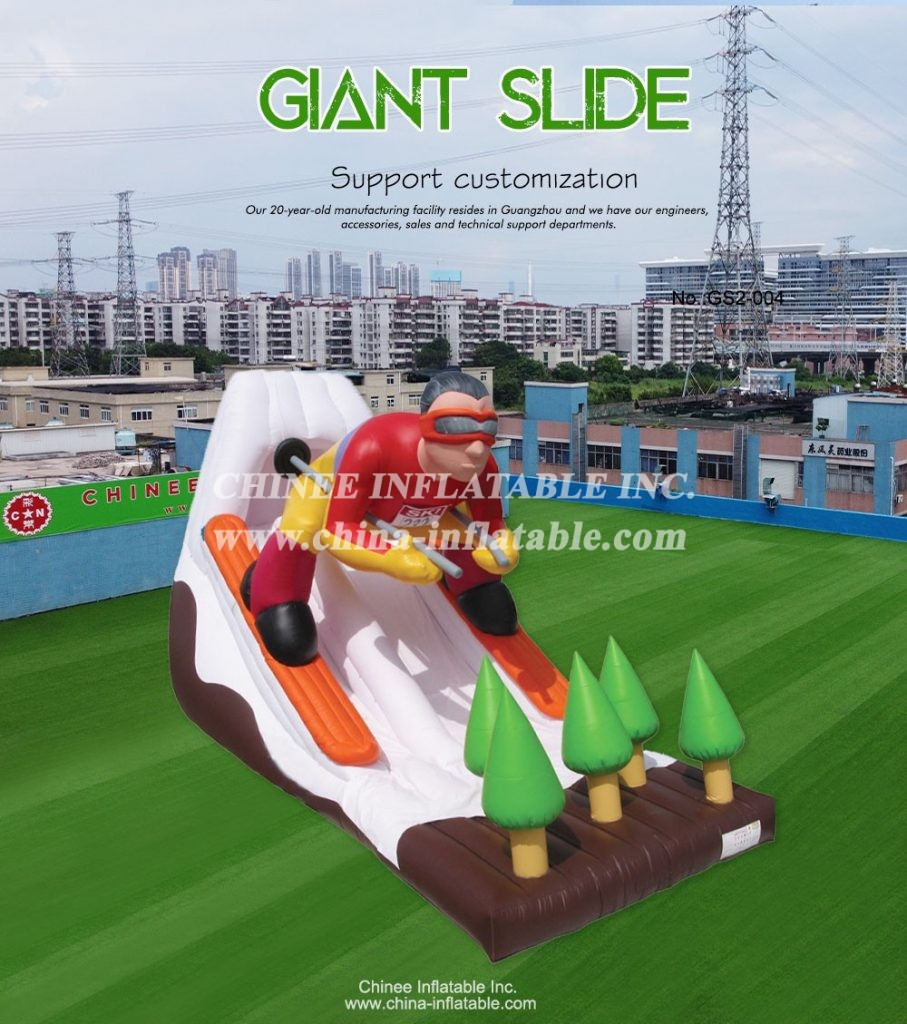 gS2-004 - Chinee Inflatable Inc.