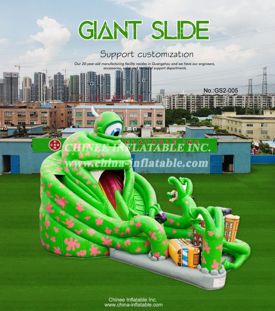 gS2-005 - Chinee Inflatable Inc.