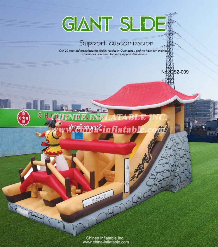 gS2-009 - Chinee Inflatable Inc.