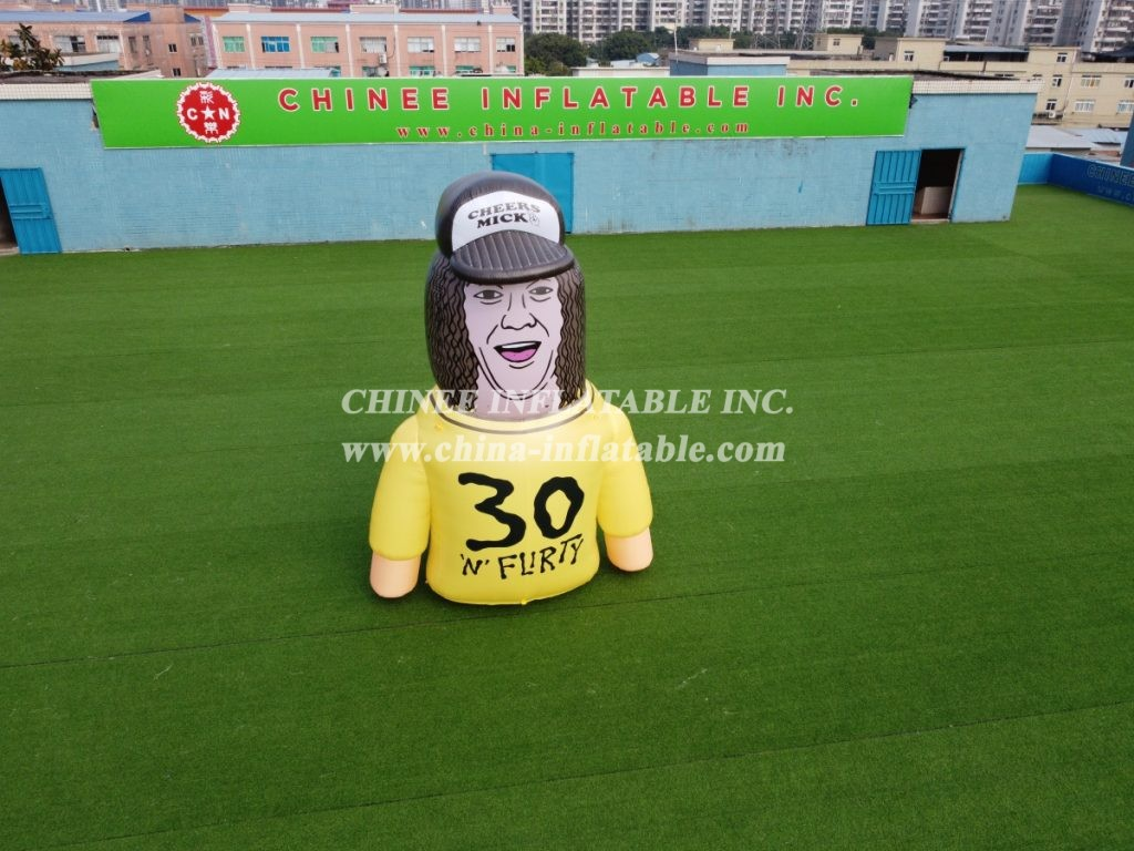 S4-521 Inflatable Model Product