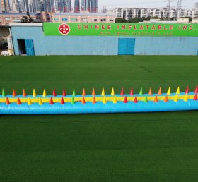 T11-1500 Sport game fun ball play outdoor challenge game inflatable from Chinee inflatbles