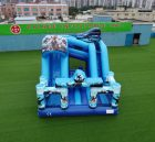 T8-3804 Train Your Dragon inflatable slide from Chinee inflatables