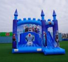 T5-001B Frozen castle Disney's Frozen combo Elsa's Palace from Chinee inflatables