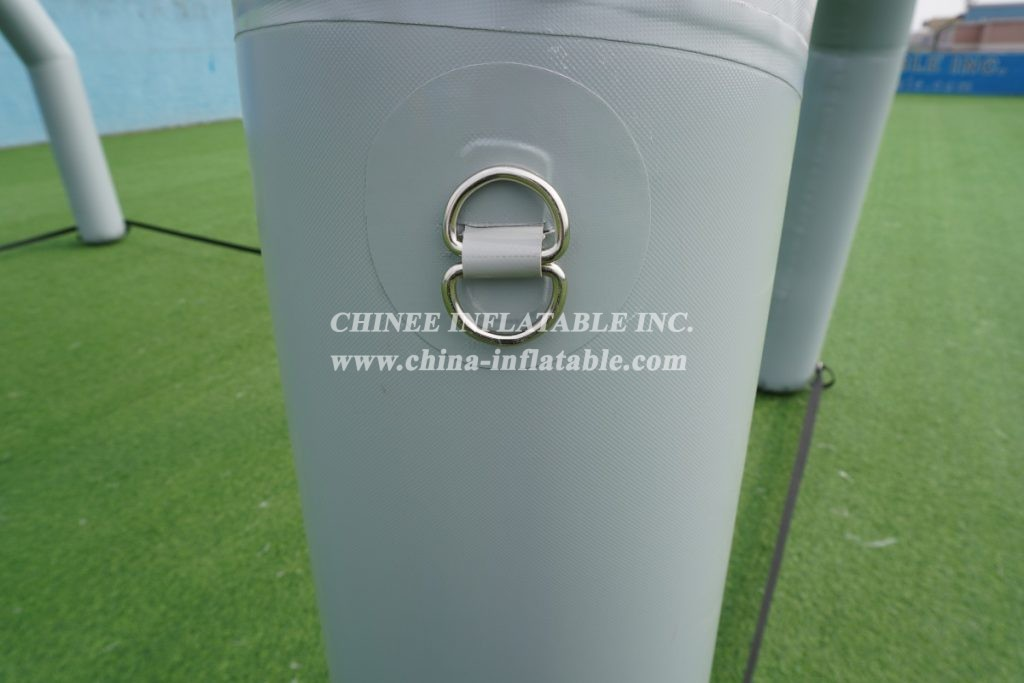 T11-2005 Inflatable seal channel