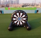 T11-1203 Outdoor inflatable soccer dart board football dart sport game from Chinee Inflatable