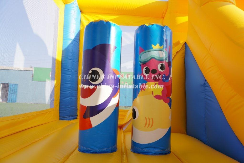 T2-3900 Baby shark theme combo