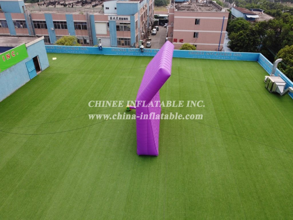 SI1-019 Inflatable noise barrier