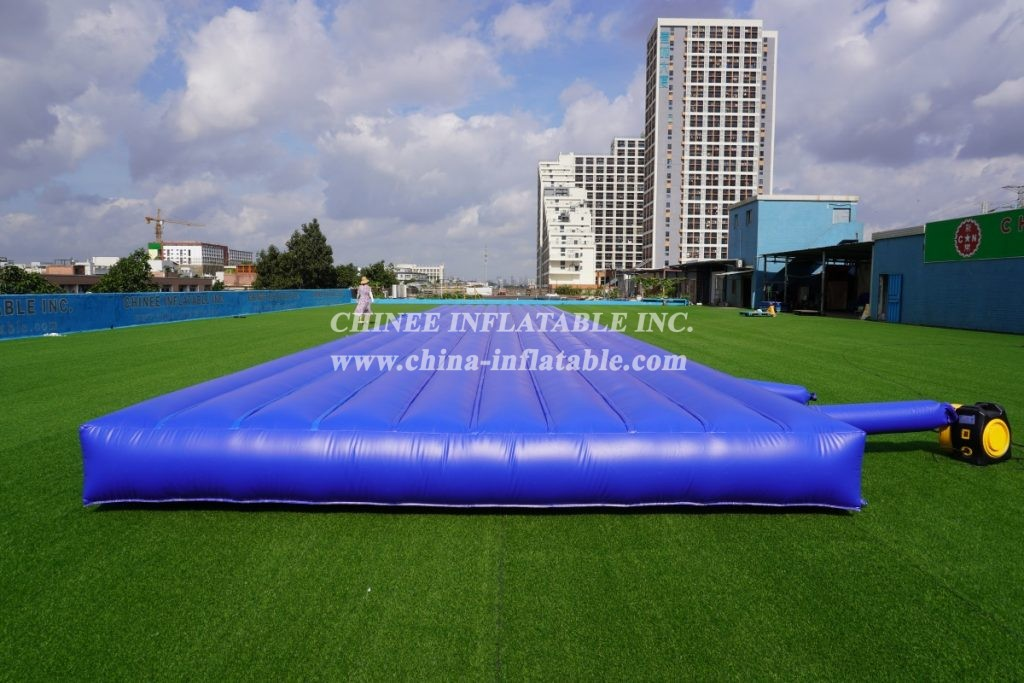 AT1-090 Inflatable air track gymnastic mat inflatable sport game