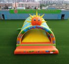 T11-1316 Air mountain with roof inflatable sport game kids party game rental