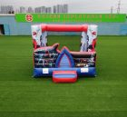 T2-009B Inflatable spider man bouncy house party fun for kids commercial combo