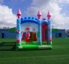 T5-1002D Peppa Pig  bouncy castle combo slide outdoor kids jumping castle