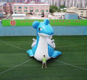 Cartoon2-386 Giant Inflatable Cartoon 6m Height Pokémon Lapras
