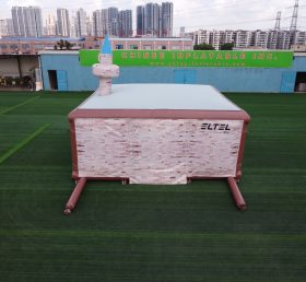Tent1-800 Inflatable structure shooting practice military training tent custom air buliding