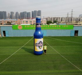 S4-523 Giant inflatable wine bottle advertising inflatable customization